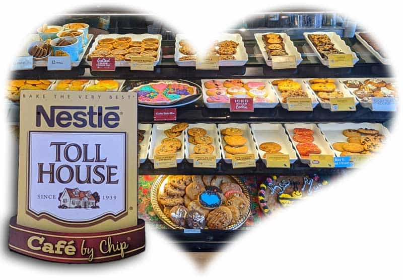 Nestlé Toll House Café at San Diego Zoo is cookie heaven!