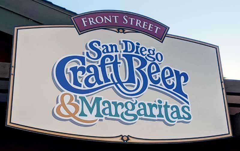 San Diego Craft Beer & Margaritas at the San Diego Zoo on Front Street.